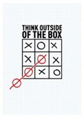 Think Outside The Box Boxing Clever