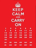 Keep Calm and Carry On World War II Propaganda