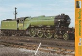 The Flying Scotsman Steam Locomotive