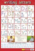 Letter Formation Educational Children's Chart
