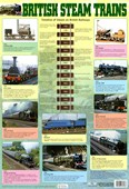 British Steam Trains Transport Through the Years