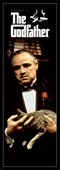 Mob Boss Vito Corleone with Cat The Godfather