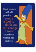 Marge Simpson, Change Your Man The Simpsons