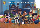 The Toys Are Back In Town! Toy Story 2