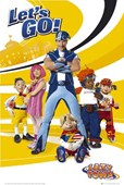 Let's Go! Lazytown