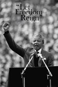 Let Freedom Reign Nelson Mandela