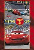 The Piston Cup Cars: The Movie
