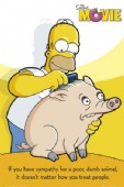 Dumb Animals - The Simpsons The Simpsons Movie