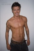 David Beckham - Torso David Beckham