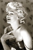 Marilyn Monroe - Glow Classic & Beautiful B/W Photograph