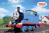 The Blue Engine (No 1) Thomas The Tank Engine