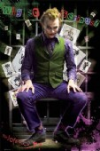 Heath Ledger as The Joker: Why So Serious Batman: The Dark Knight