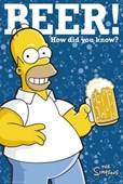 Beer! How did you know? The Simpsons