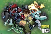Ben Tennyson & the Omnitrix Aliens Ben 10