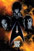 Kirk, Spock & Uhura Star Trek