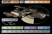 U.S.S. Enterprise NCC-1701-D Star Trek The Next Generation
