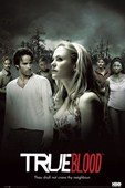 Cast Montage True Blood
