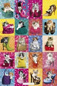 Cat Collage Keith Kimberlin