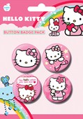 Say Hello when you see me! Hello Kitty