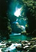 Hidden Waterfall Retreat New Zealand