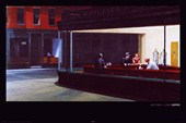 Nighthawks Edward Hopper