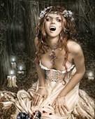 Vampire Girl Victoria Frances
