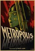Metropolis Classic Film Movie Score