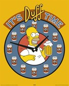 It's Duff Time The Simpsons