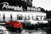 Red Car Rosie's Diner