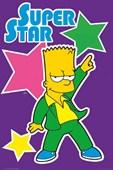 Super Star Bart Simpson