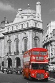 Double Decker Bus A Typical London Scene
