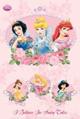 I believe… Disney Princesses