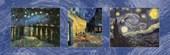 Van Gogh Triptych Vincent Van Gogh
