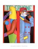 The Telephone Richard Lindner