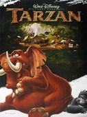 Tantor and the Apes Walt Disney's Tarzan