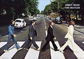 Abbey Road Album Cover The Beatles