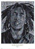 Bob Marley Mosaic II Bob Marley