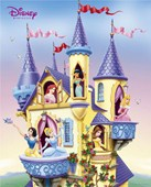 Princesses' Castle Disney Princesses