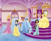 Princesses' Palace Disney Princesses