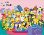 Cast on the Couch The Simpsons