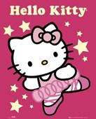 Pretty Pink Ballerina Hello Kitty