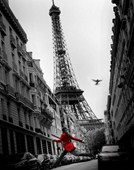 Flashes of Colour in the Capital Paris