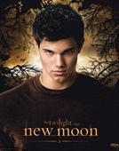 Taylor Lautner is Jacob in Twilight: New Moon Jacob Black