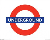 The Sign of the Underground London Underground
