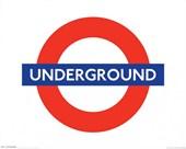 The Sign of the Underground London Underground