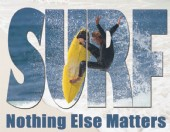 Surfing Nothing Else Matters