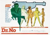 Sean Connery stars in Dr. No Ian Fleming's James Bond