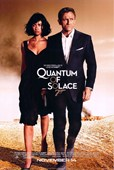 Daniel Craig is James Bond Quantum of Solace