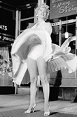 THAT picture from The Seven Year Itch Marilyn Monroe