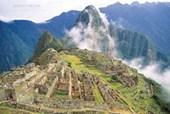Mountain Town Machu Pichu